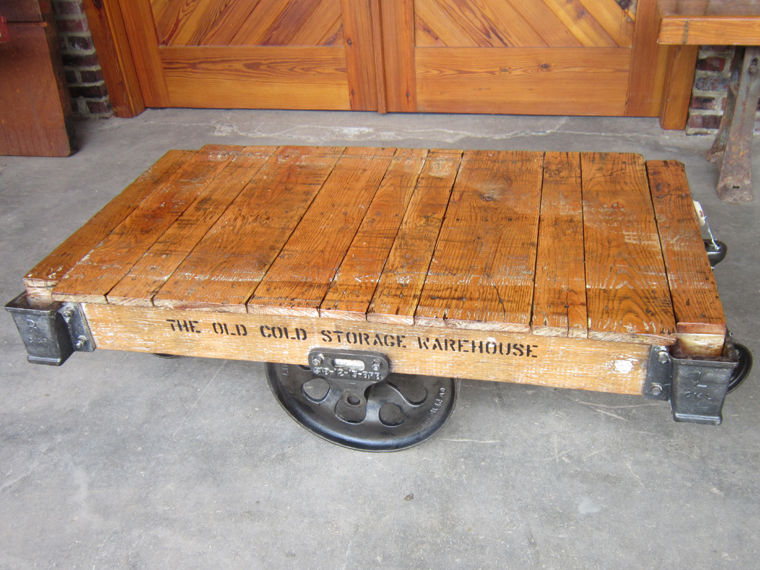 Lineberry furniture factory cart